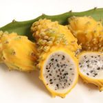 Yellow Dragon Fruit